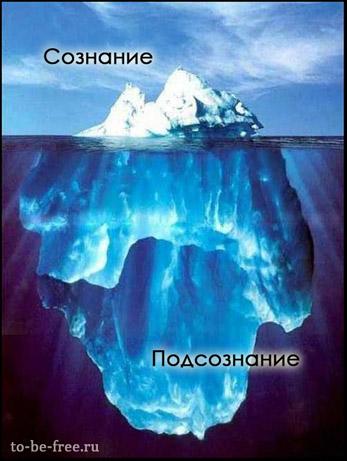 Причины неуспеха скрываются в подсознании