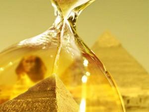 Пирамида в Египте - отражение гармонии Вселенной