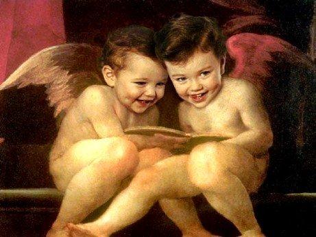 Будьте радостны, смейтесь на здоровье и ради вашего счастья!