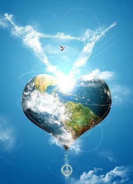 Земля обновляется и диктует обновление человечества.