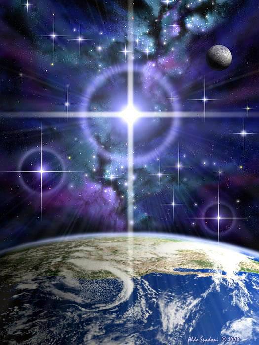 Многие из нас ощущают, что мир, существующий вокруг нас, не соответствует тому, что мы видим у себя в сердце. Он не соответствует тому миру, который, как мы знаем каждой клеткой своего существа, мы пришли сюда создавать вместе.