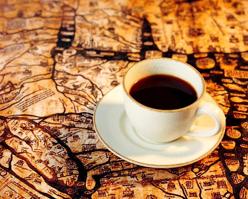 Есть особые люди, подобные кофе...
