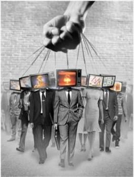 СМИ - агенты матрицы
