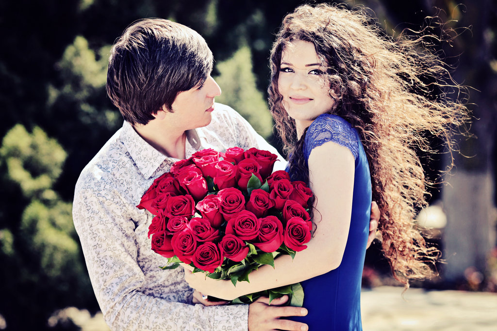 Я люблю тебя за то, какая я рядом с тобой