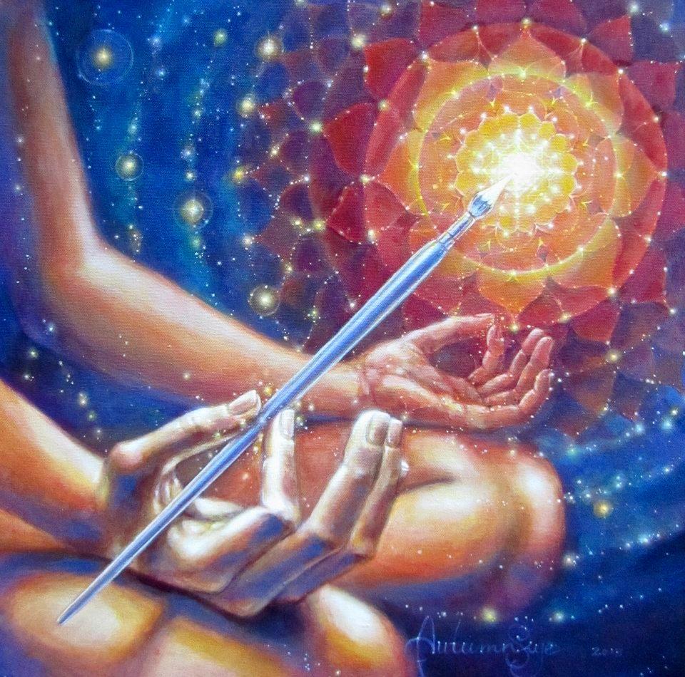Мы творим свою реальность с помощью своих мыслей и чувств